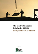 The construction sector in Poland H1 2006