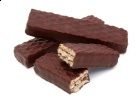 Product tests of chocolate wafers - PMR