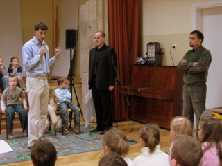 Global Entrepreneurship Week with PMR at Primary School number 72 in Krakow