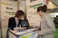 PMR present at work fair every year
