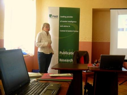 PMR Research at Data Analysis Workshop